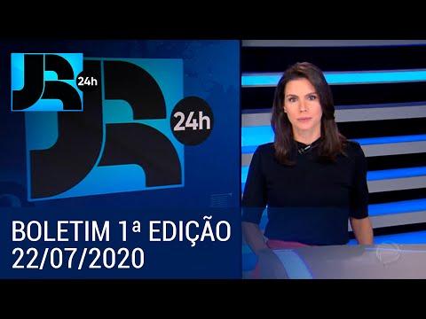 Novo teste do presidente Bolsonaro dá positivo para o coronavírus