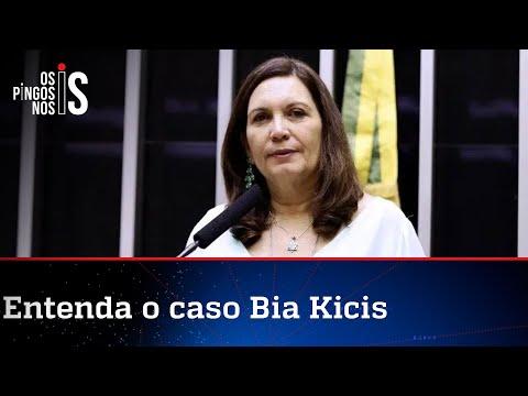 Bia Kicis é retirada da vice-liderança do governo