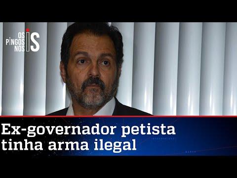MP investiga propina na gestão de Agnelo Queiroz