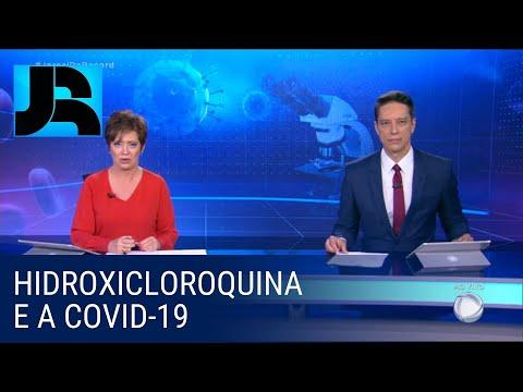 Estudo conclui que cloroquina não é eficaz para pacientes com sintomas leves e moderados da covid-19