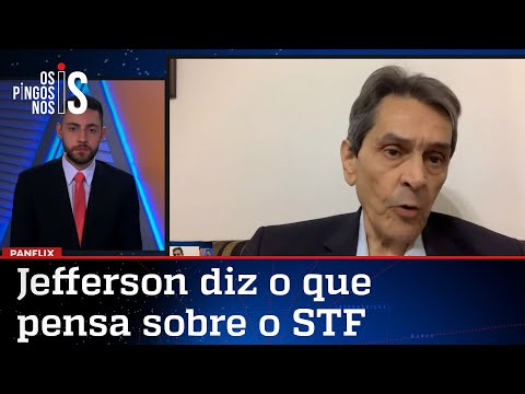 Entrevista exclusiva com Roberto Jefferson – 27/07/2020