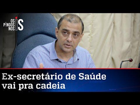 Covidão do Rio complica situação de Witzel