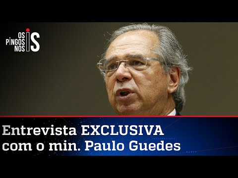 EXCLUSIVO: Paulo Guedes fala à Jovem Pan