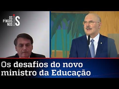 Análise: O futuro do MEC sob o comando de Milton Ribeiro
