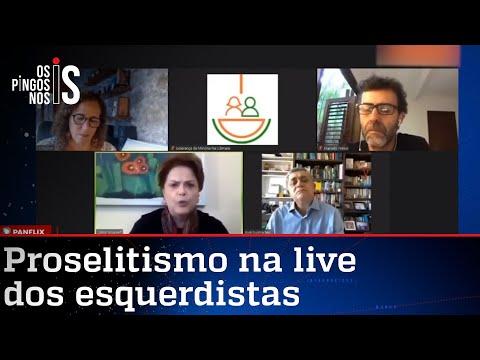 "Dilma tenta emplacar o ""Fora Bolsonaro"""