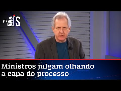 Augusto Nunes: STF age por interesses políticos