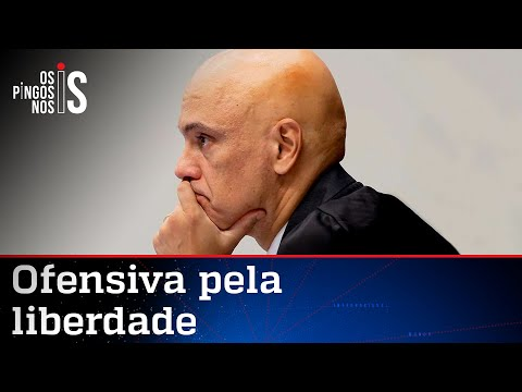 Twitter recorre da decisão de Moraes sobre censura