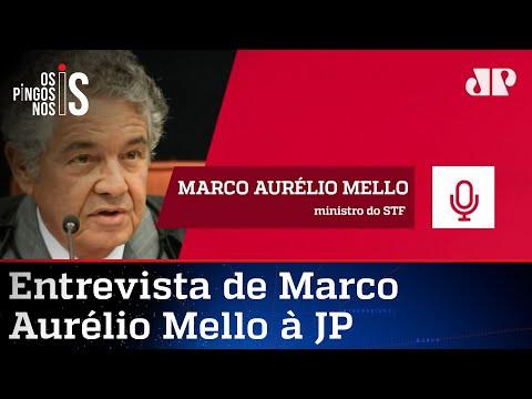 Marco Aurélio diz o que pensa sobre a imagem do STF