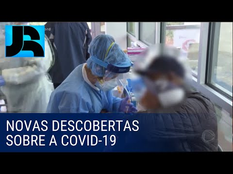 Pessoas já expostas a outros tipos de coronavírus podem ter sintomas menos graves da covid-19