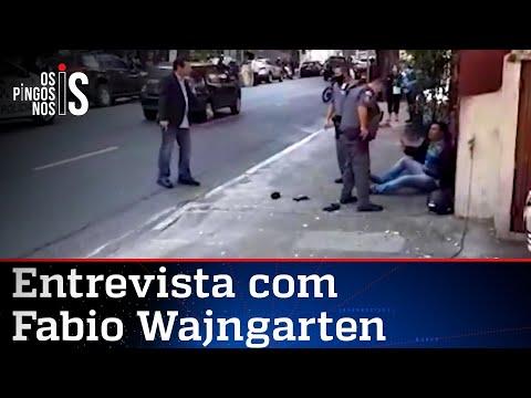 Secretário de Comunicação de Bolsonaro rende bandido