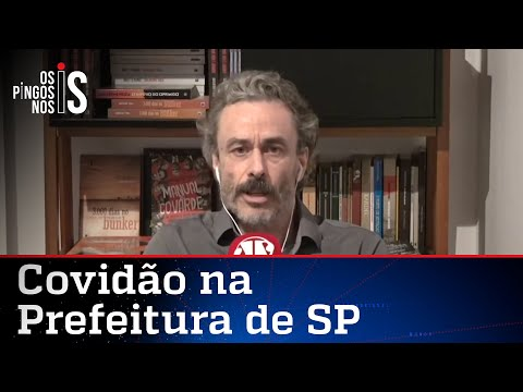 Fiuza: Bruno Covas era xiita do lockdown