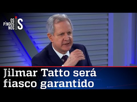 Augusto Nunes: PT ainda só obedece a Lula