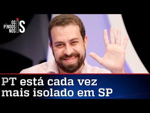 Artistas abandonam Lula e abraçam Boulos