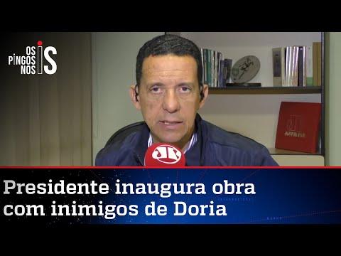 José Maria Trindade: Bolsonaro tem que andar pelo Brasil