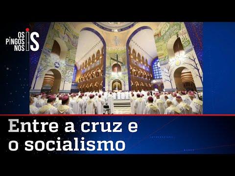 Bispos esquerdistas se unem contra Bolsonaro