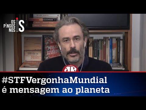 Fiuza: Alexandre de Moraes quer amordaçar o mundo