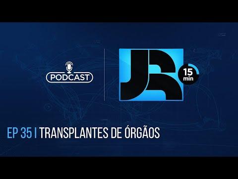 JR 15 min: Presidente de Associação explica queda no número de transplantes de órgãos