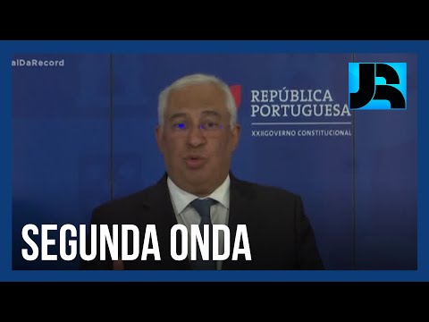 Portugal adota estado de contingência para evitar nova onda de coronavírus