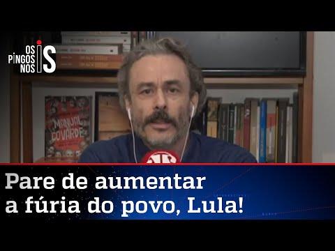 O conselho de Fiuza para o ex-presidiário Lula