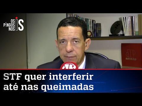 José Maria Trindade: Bolsonaro se esforça para conter fogo no Pantanal