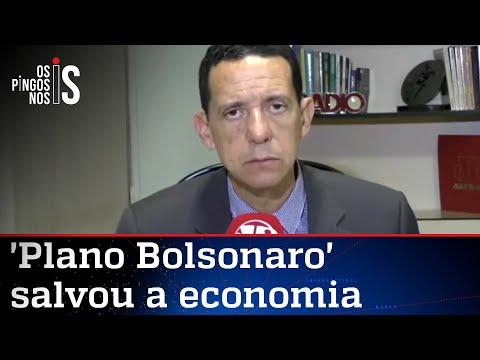 José Maria Trindade: Bolsonaro criou o Plano Marshall brasileiro