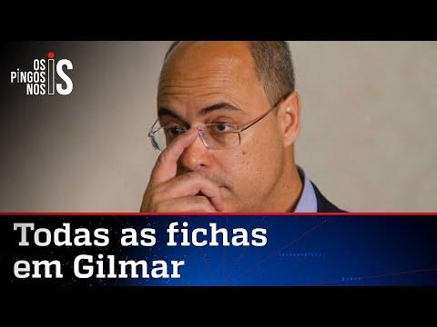 Desesperado, Wilson Witzel apela a Gilmar Mendes