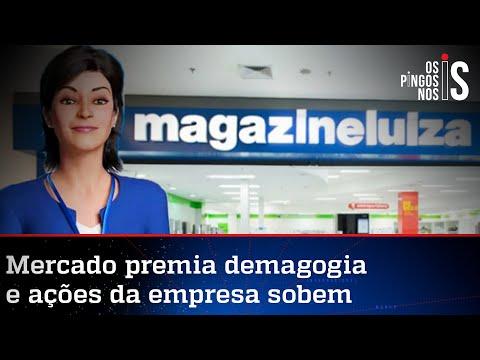 Magazine Luiza escapa de denúncias de racismo