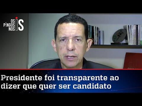 José Maria Trindade: Bolsonaro é o preferido para 2022