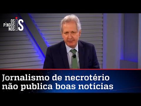 Augusto Nunes: Tedros Adhanom, da OMS, é figura patética