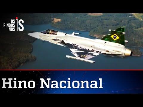 No Dia da Independência, o Ministério da Defesa lança nova edição do vídeo do Hino Nacional