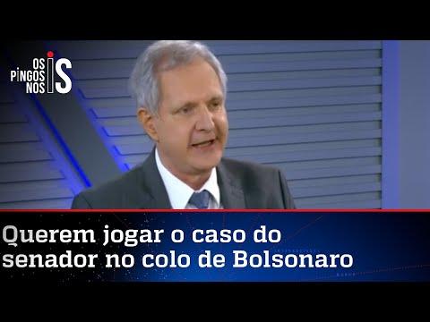 Augusto: Chico Rodrigues devia ter pedido licença ao PT, que inventou a cueca-cofre