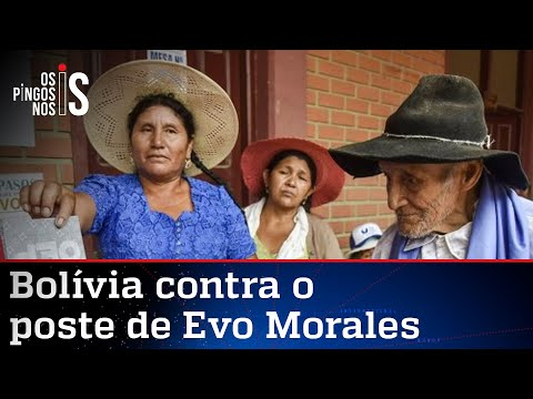 Bolívia vai às urnas para tentar se livrar do socialismo