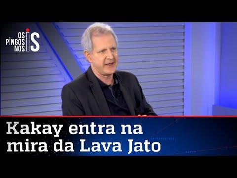Augusto Nunes: Inocentes não costumam procurar Kakay
