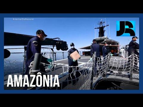 Operação das Forças Armadas tenta amenizar o impacto da pandemia na região Amazônica