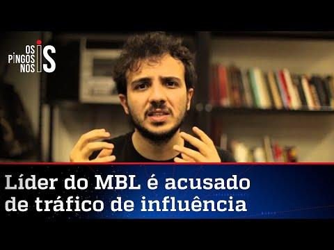 Líder do MBL é denunciado pelo Ministério Público