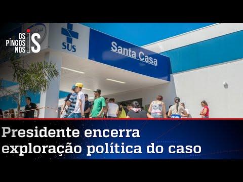 """Esquerda inventa """"privatização do SUS"""" para atacar Bolsonaro"""