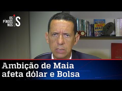 José Maria Trindade: Maia passou sinal negativo para o mercado
