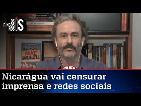 Fiuza: Caso da Nicarágua é alerta para práticas do STF