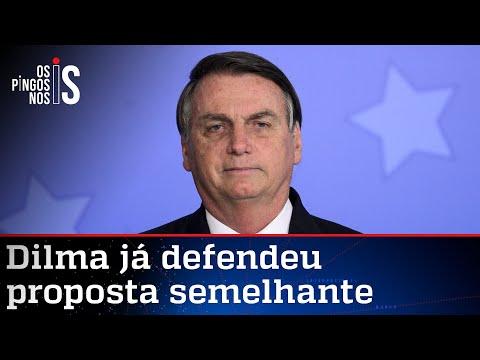 Bolsonaro decide reeditar decreto sobre o SUS