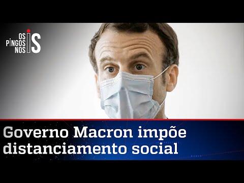 Autoritarismo toma conta de Paris