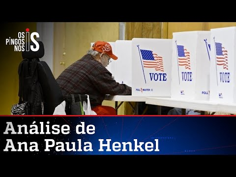 Reta final na eleição dos EUA: Pesquisas e Swing States