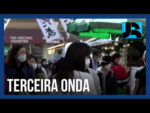 Casos de coronavírus em Tóquio sobem pelo quinto dia seguido