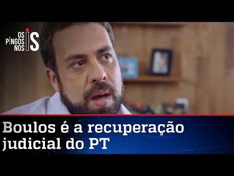 Herdeira da Andrade Gutierrez doa para campanha de Boulos
