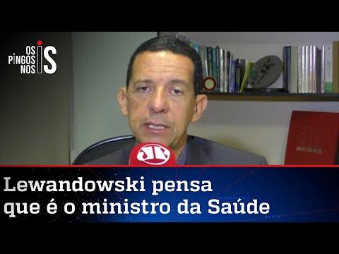 José Maria Trindade: STF volta a interferir politicamente na pandemia
