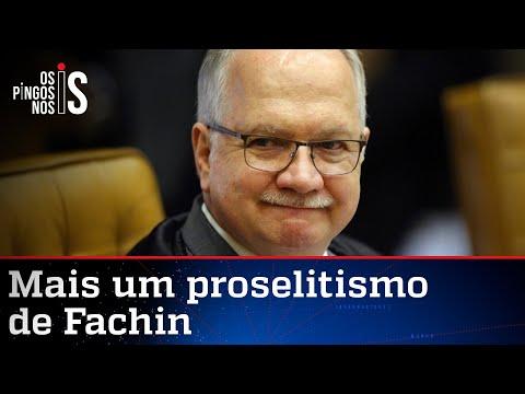 Fachin manda Rio apresentar justificativa para operações policiais