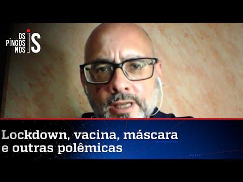 Exclusivo: Dr. Alessandro Loiola em Os Pingos nos Is