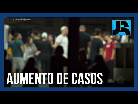 Pandemia: comportamento dos jovens preocupa autoridades de saúde de SP