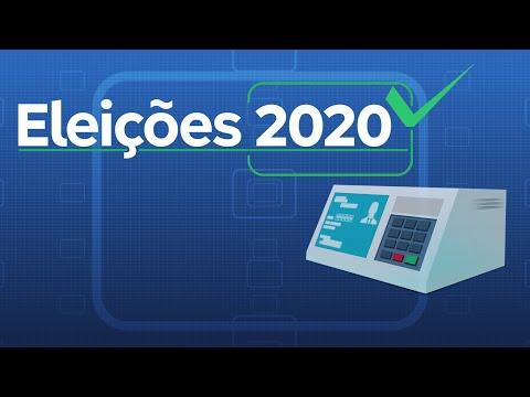 ELEIÇÕES 2020 AO VIVO –  SEGUNDO TURNO 29/11/2020