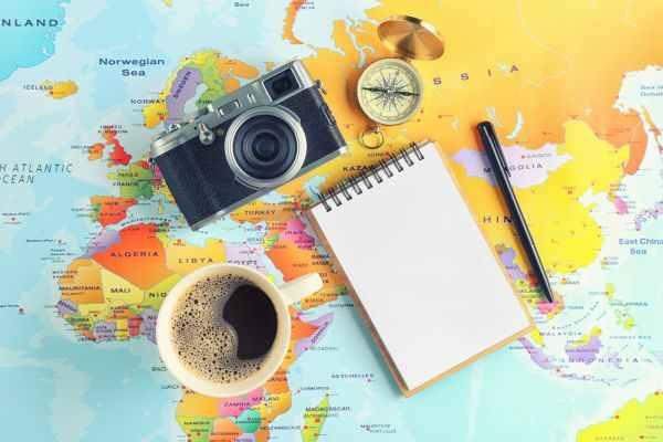 Viajar é Viver