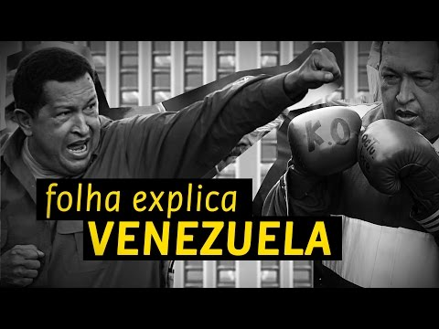 Como a Venezuela entrou em crise? – Folha Explica #1